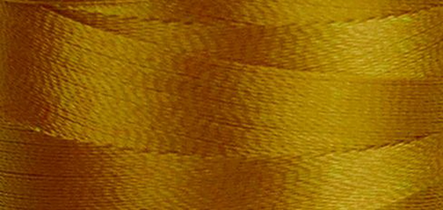 Quilters Select Para-Cotton Polyester Thread 80 Weight 400m Spool - Walnut Taffy