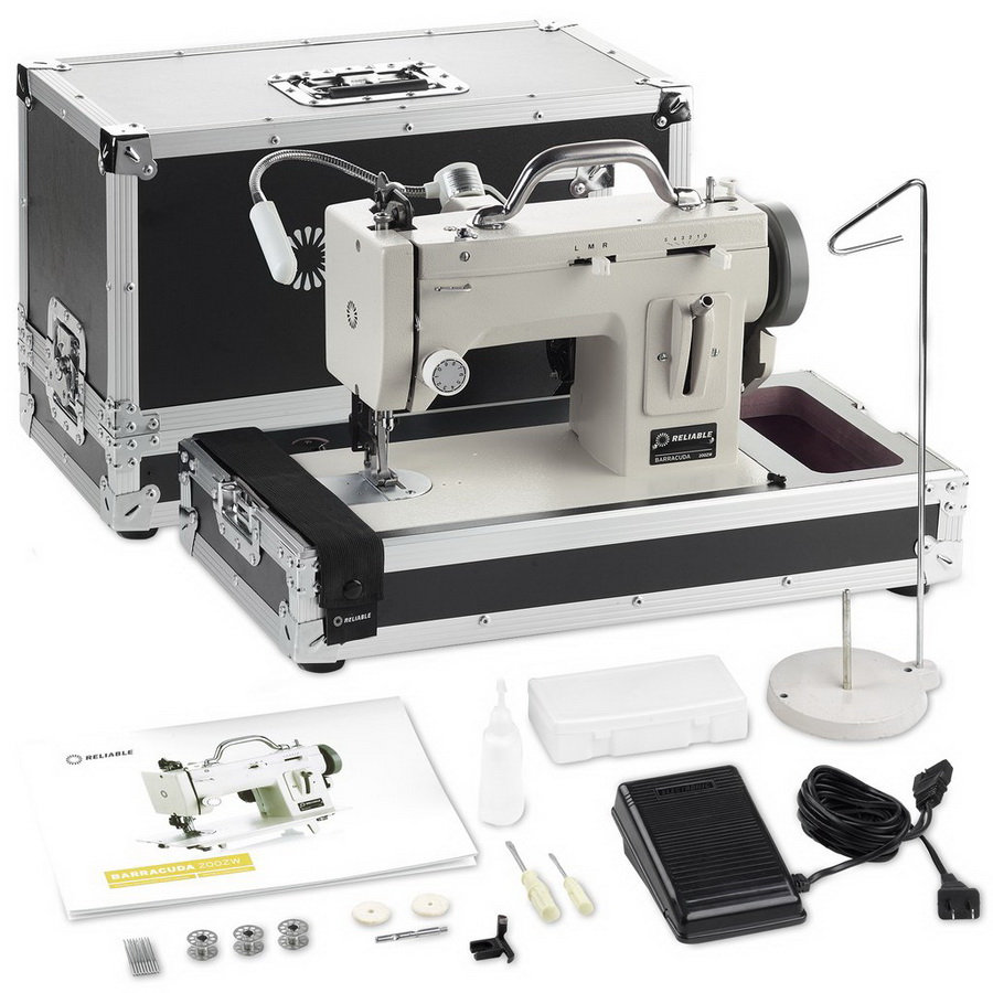 Reliable BARRACUDA 200ZW Craftsman Kit Sewing Machine