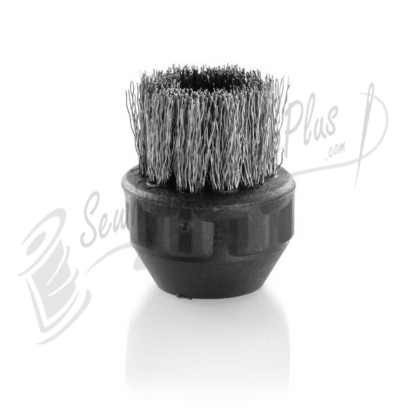 Reliable 30mm Stainless Steel Brush for FLEX Steam Cleaner