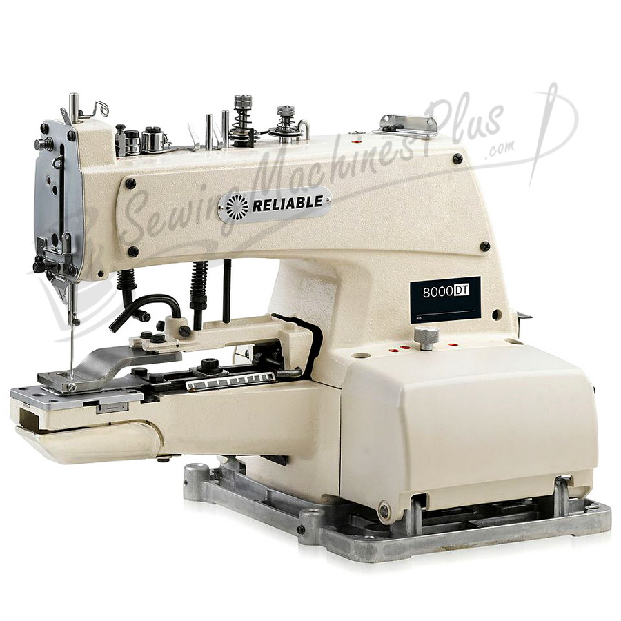 Reliable 8100DT Drapery Tacker Servomotor Sewing Machine