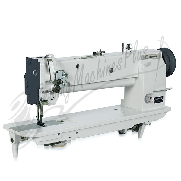 Reliable 5400TW Two Needle, 18in Walking Foot Sewing Machine