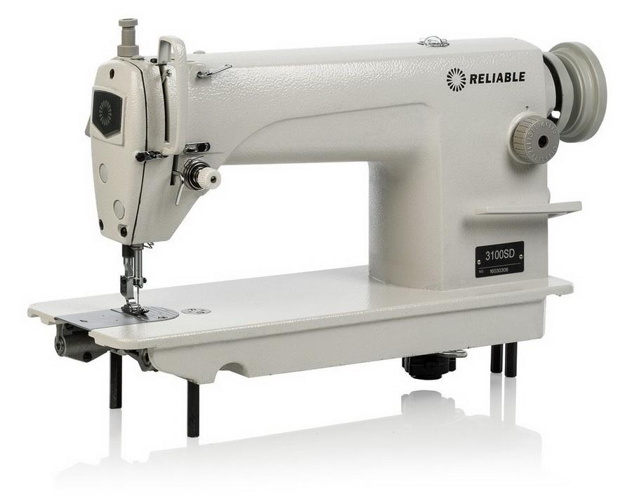 3100sd single needle drop feed sewing machine w motor table light reliable 3100sd single needle drop feed sewing machine w motor table light watchthetrailerfo