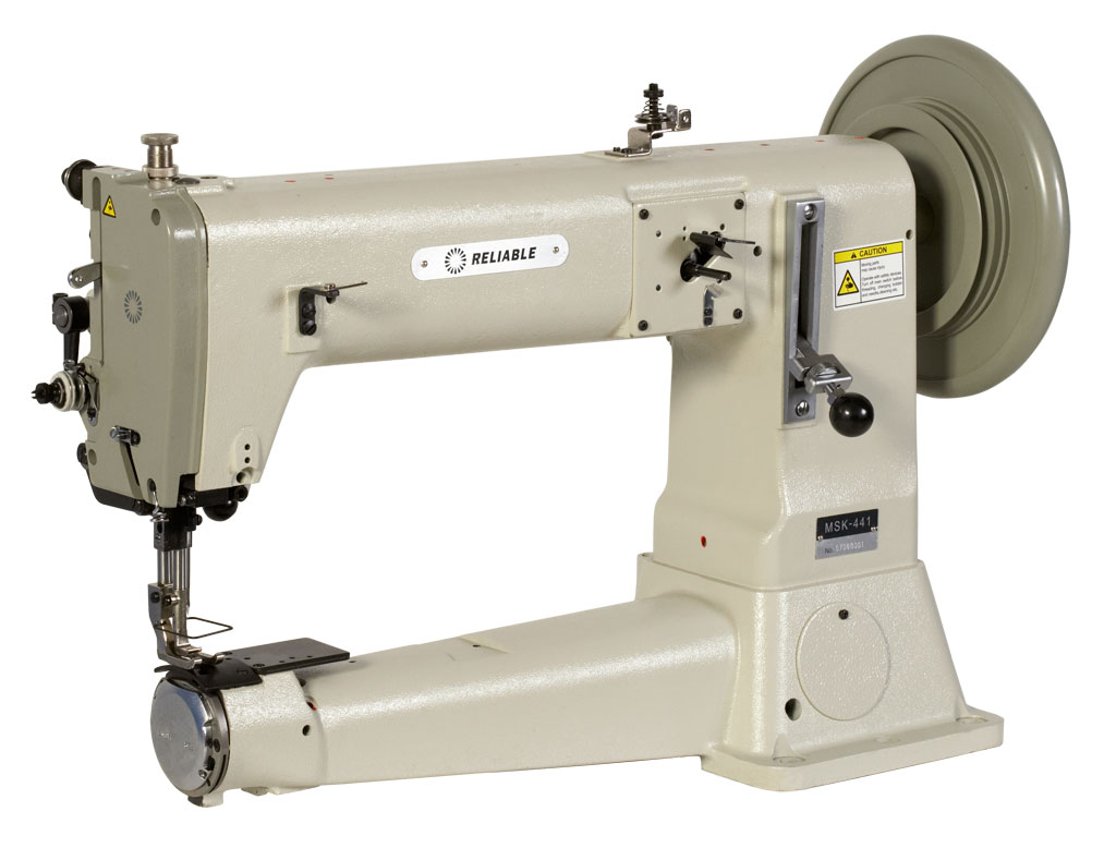 Reliable 4000SW Walking Foot Sewing Machine w Stand