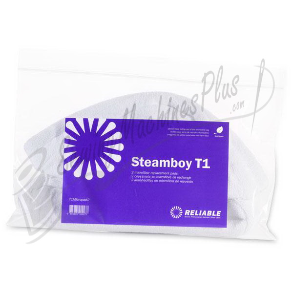 Reliable Mircofiber Cloth for  T1 Steamboy - 2pck