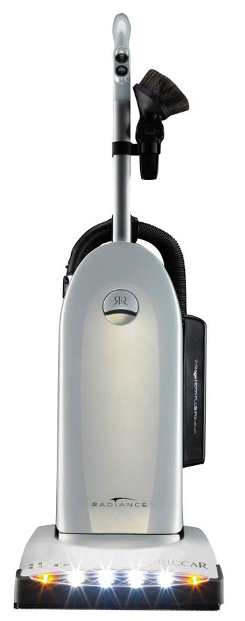 Riccar Radiance Premium Tandem Air System Upright Vacuum