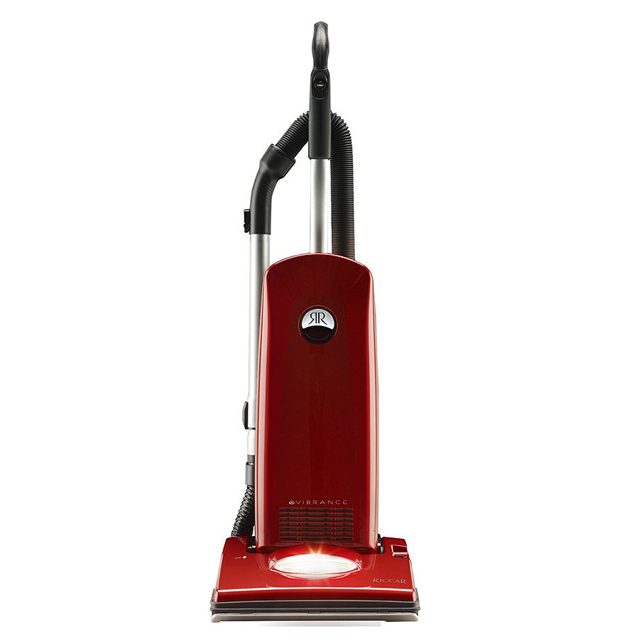 Riccar Ultra Premium Vibrance R20UP Upright Vacuum with 2-Stage Motor