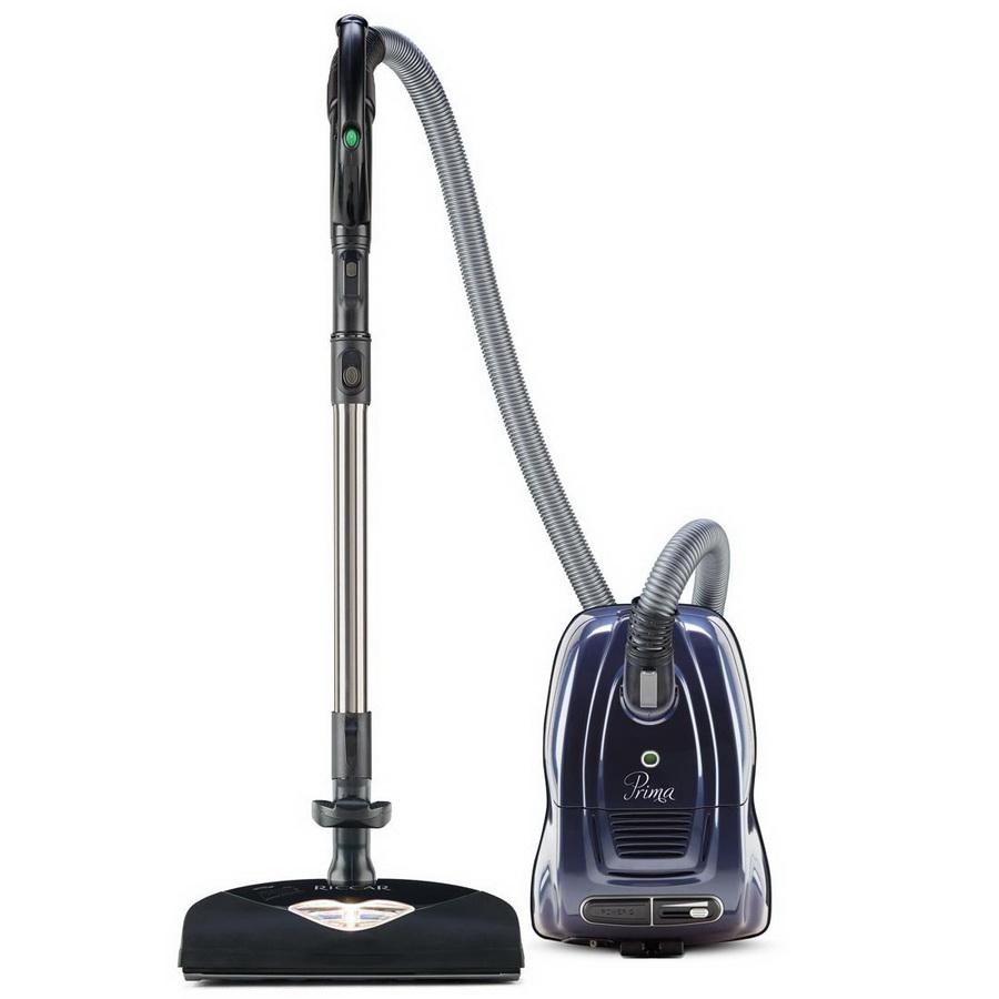 Riccar Prima Full Size Premium Power Nozzle Canister Matte Black