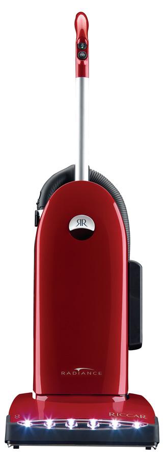 Riccar Radiance Tandem Air System Upright Vacuum