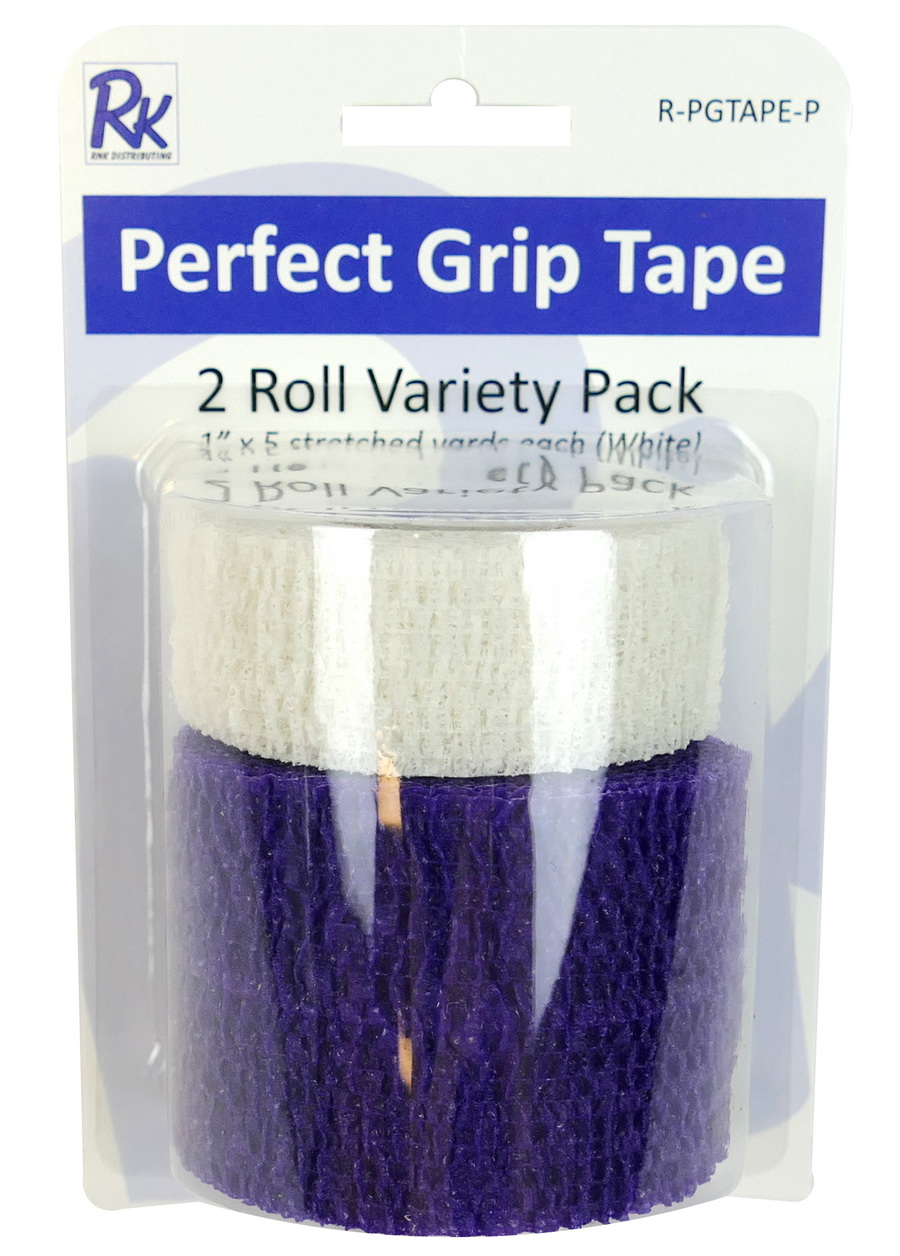 RNK Distributing Perfect Grip Tape (Available in different Colored Variety Packs)