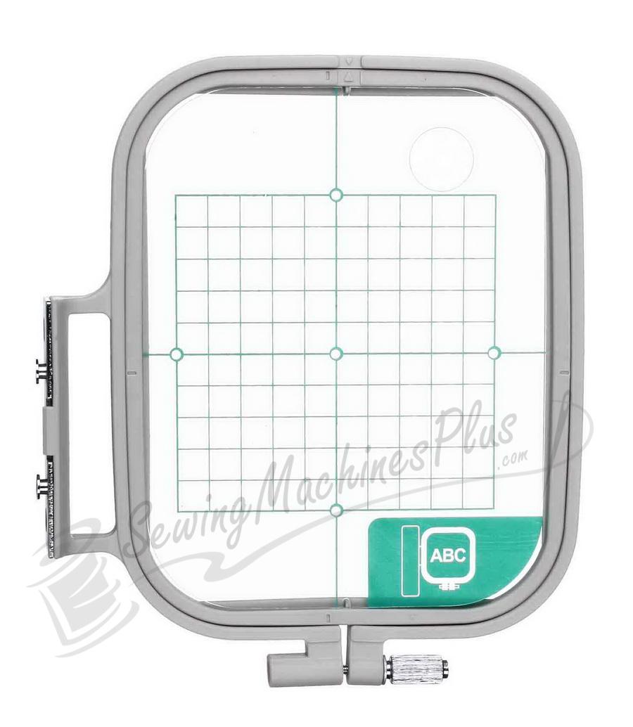 """Medium Hoop 4"""" x 4"""" (100x100mm) - Brother (SA432), Baby Lock (EF62)"""