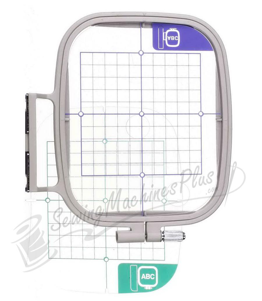 "Embroidry Hoop 4"" x 4""  (100x100mm) - Brother (SA443), Baby Lock (EF83)"
