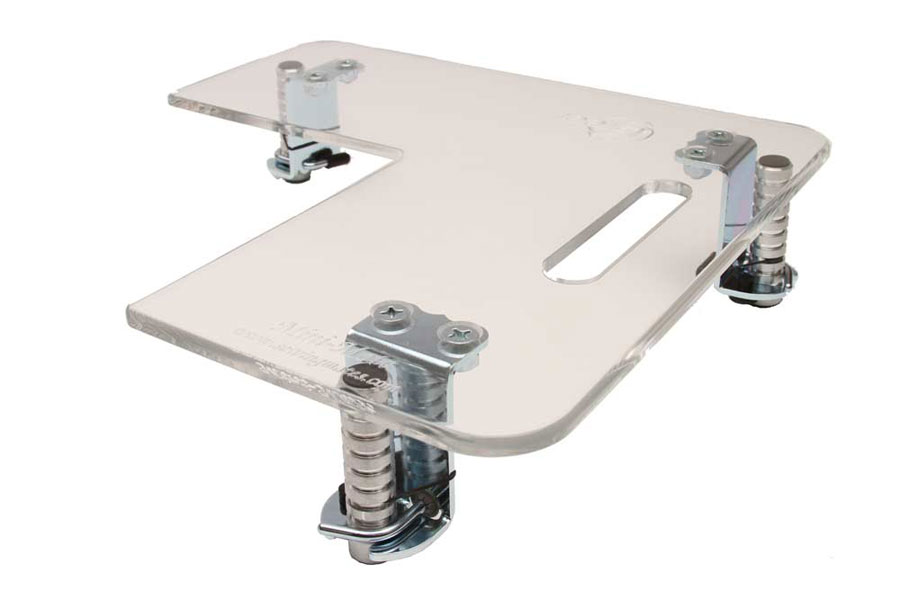 Sew AdjusTable Mini-Mate - 12 Inch x 11 Inch Universal Extension Table
