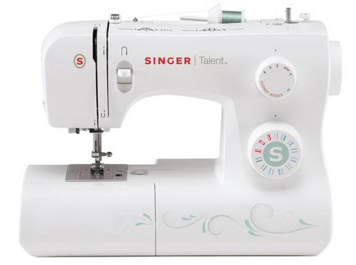 Singer 3321 Talent 21 Stitch Patterns