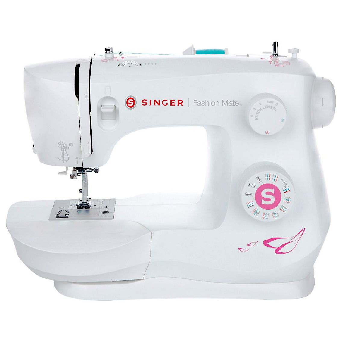 Singer kid sewing machine-Singer Fashion Mate Sewing Machine