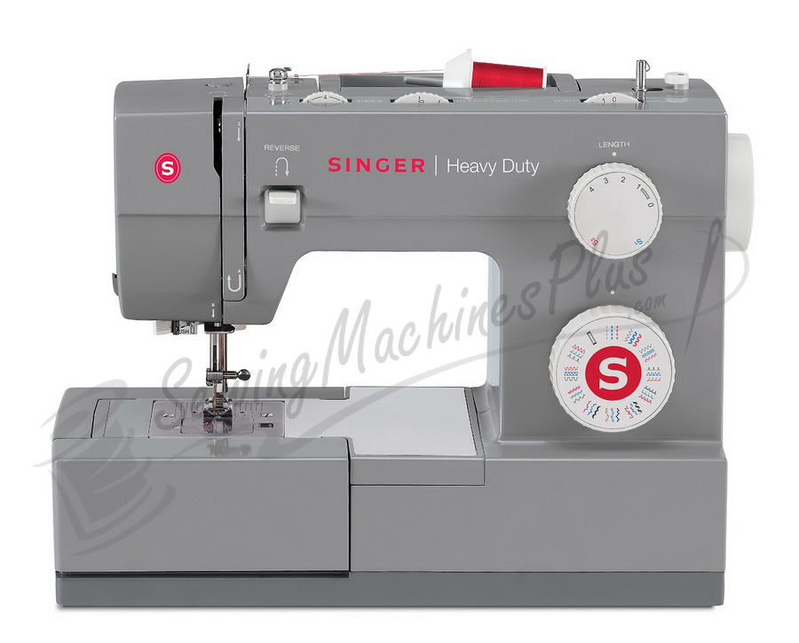 Best for starters: Singer 4432 Heavy-Duty Extra-High Speed Home Sewing Machine for Canvas