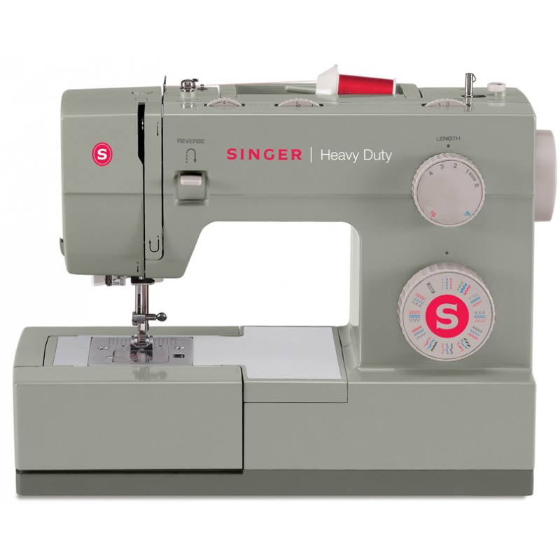 Heavy duty sewing machine for canvas-Singer 4452 HD