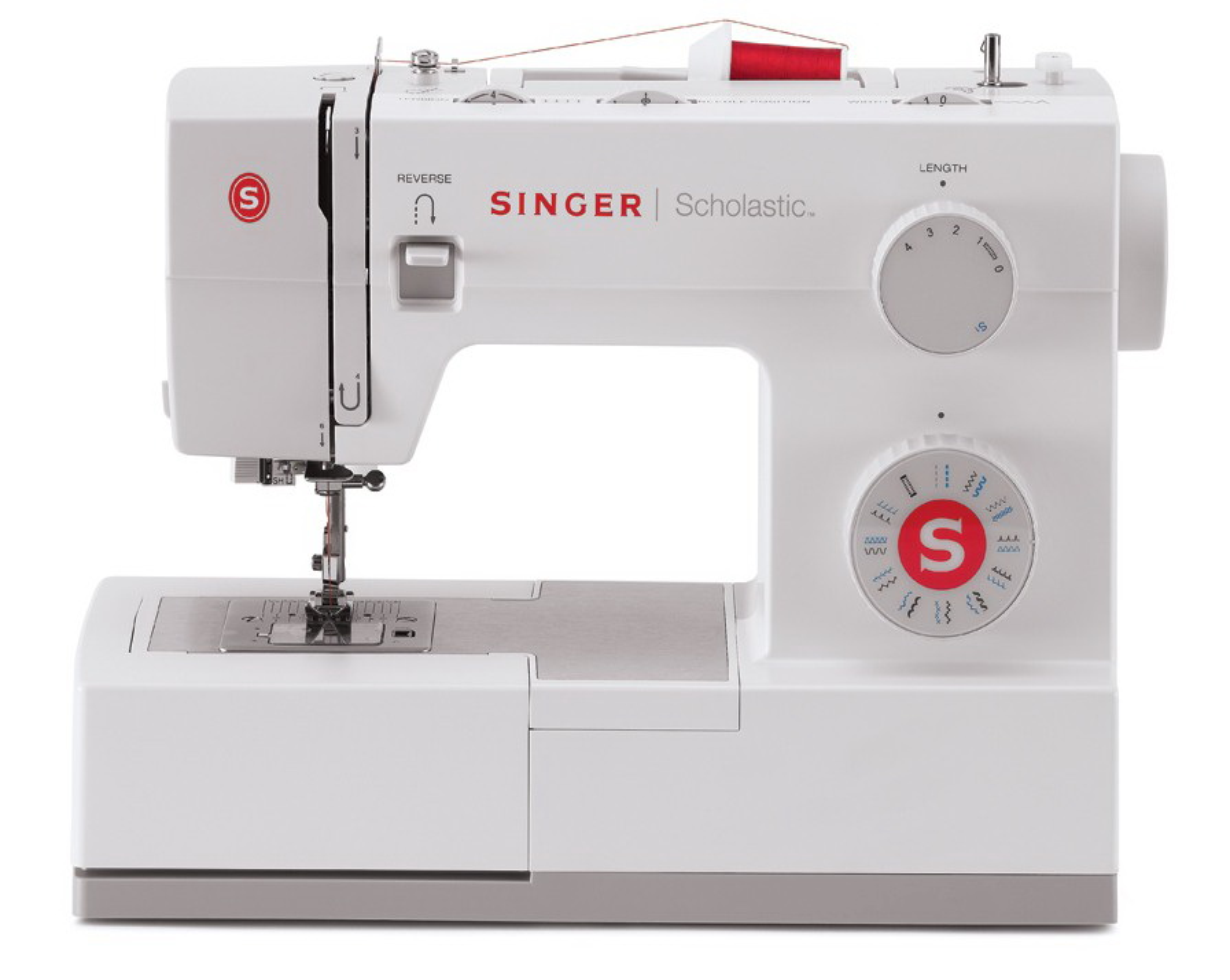 Singer 40 Scholastic Heavy Duty Sewing Machine Inspiration Singer Sewing Machine Heavy Duty