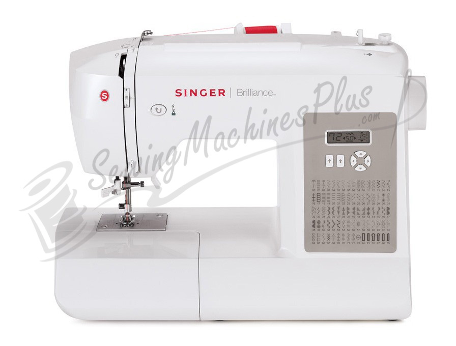 Singer 6180 Brilliance Electronic Machine