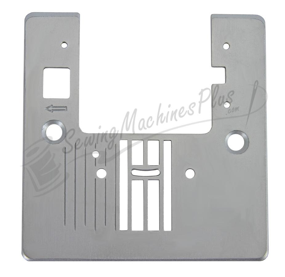 Singer zig-zag needle plate for 3810/20/25,6510 (E3A004500)