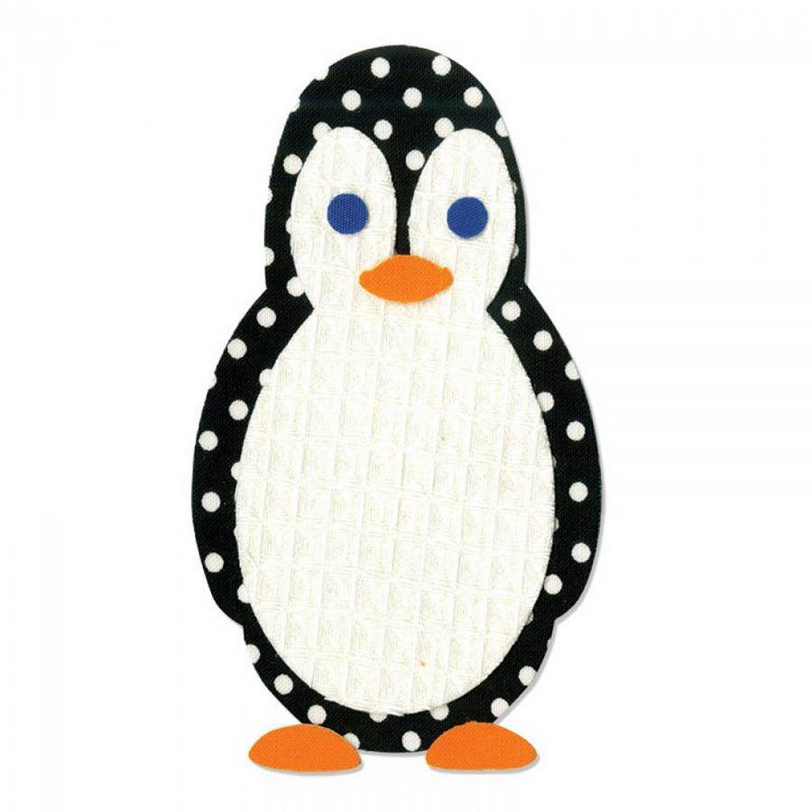 Sizzix Bigz Die - Penguin by Stu Kilgour (M&G)