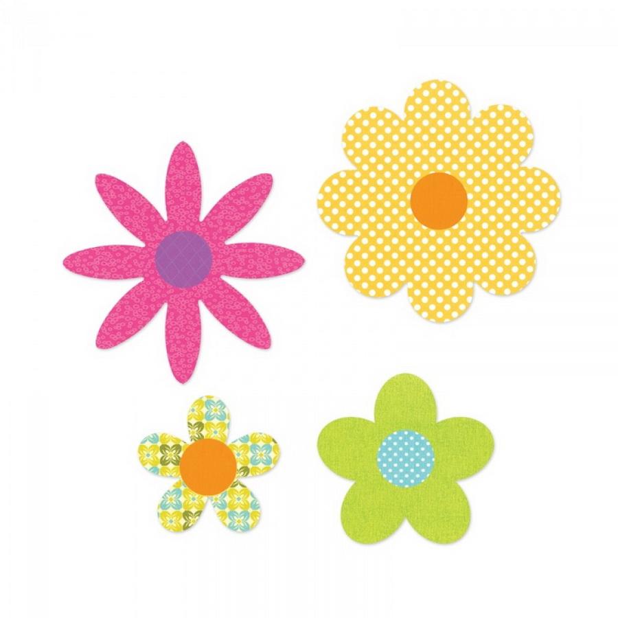 Sizzix Bigz Die - Flower Layers #15 (M&G)