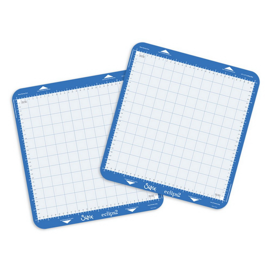 Sizzix eclips Accessory - 12in x 12in Cutting Mat, 2 Pack