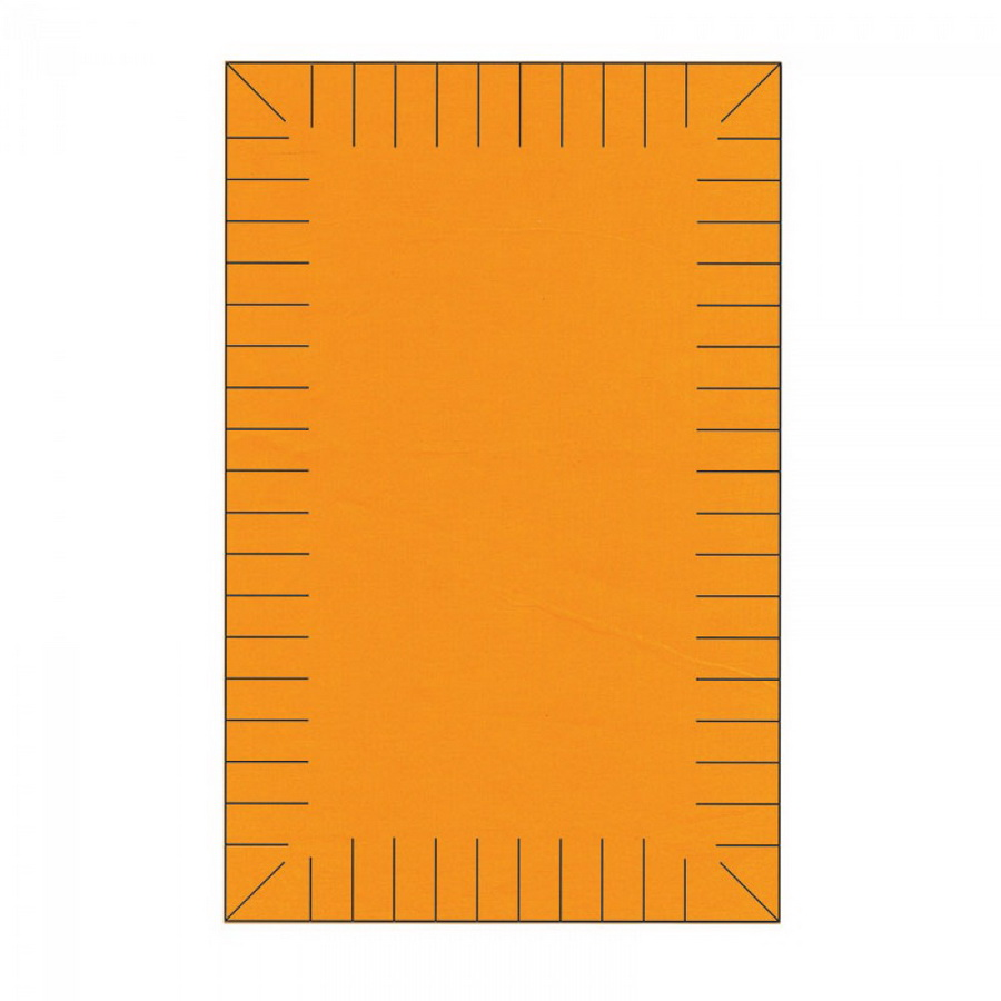 Sizzix Bigz L Die - Rag Quilt, 3 inch x 5 3/4 inch Finished (5 inch x 7 3/4 inch Unfinished) Rectangle