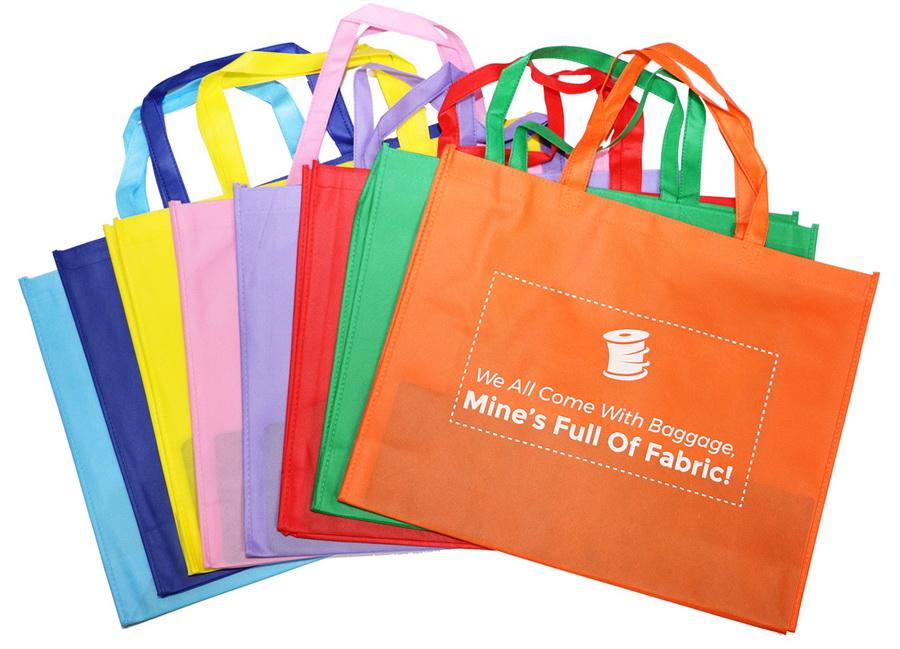 SewingMachinesPlus.com Fun Phrases Tote Bags