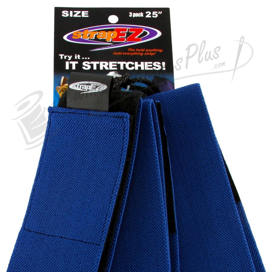 "Strap EZ - 2"" Wide Strap 25"" Length - 3 Pack  (21225)"
