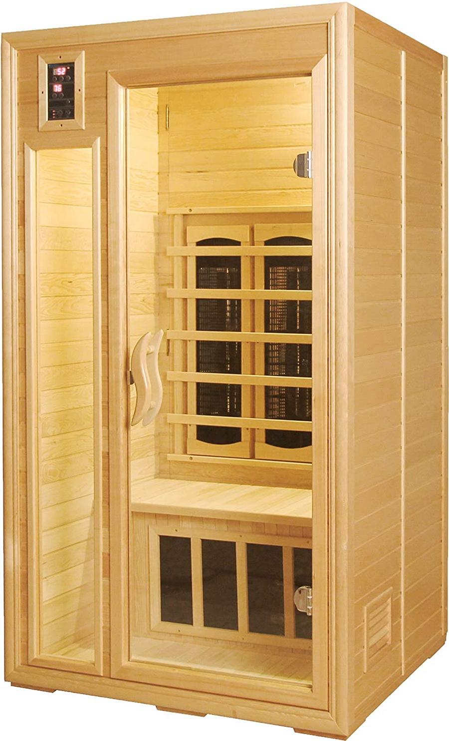 Sunheat SH1200-GD Personal Infrared Sauna