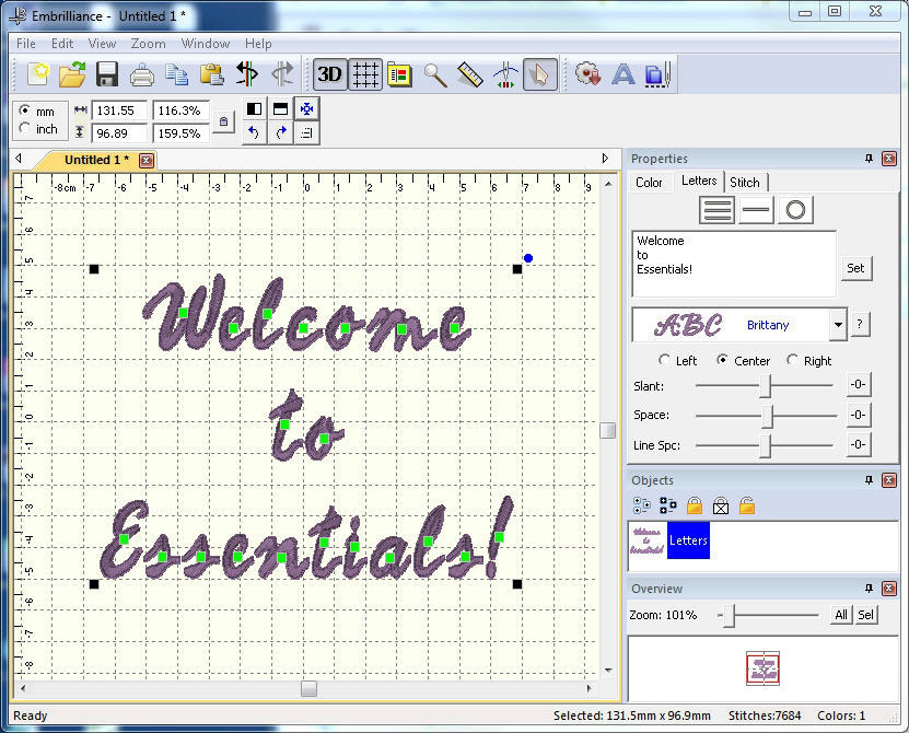 Embrilliance Essentials Embroidery Software (BB-ESS10)