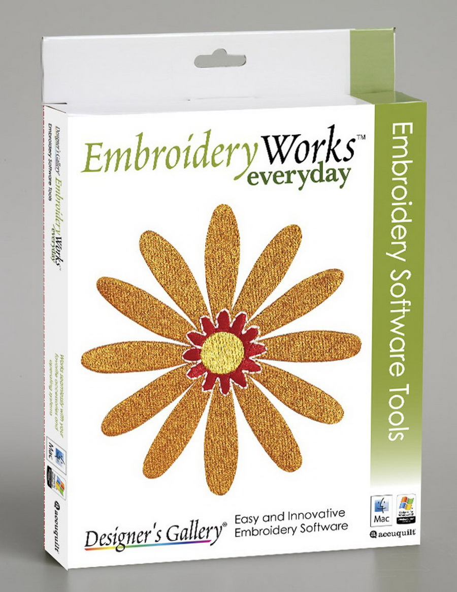 EmbroideryWorks Everyday Software