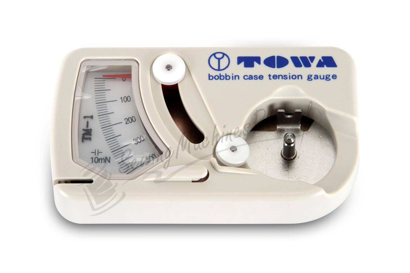 """Towa Bobbin Case Tension Gauge TM-1 for """"L"""" size bobbin cases"""