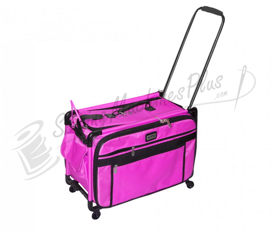 Tutto Large Machine On Wheels - PINK