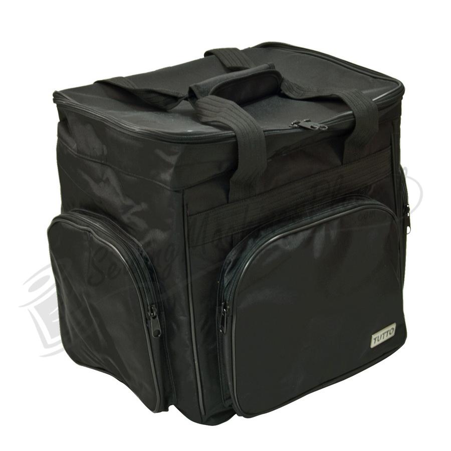 Tutto Serger/Accessory Bag - BLACK
