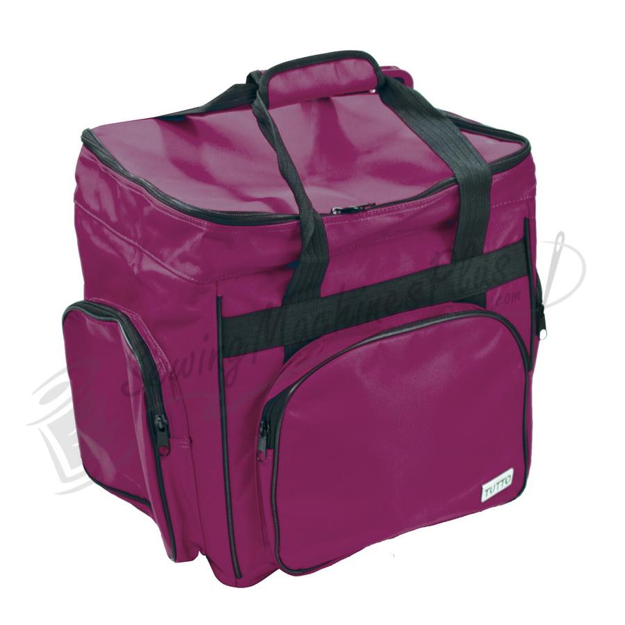 Tutto Serger/Accessory Bag - BURGUNDY