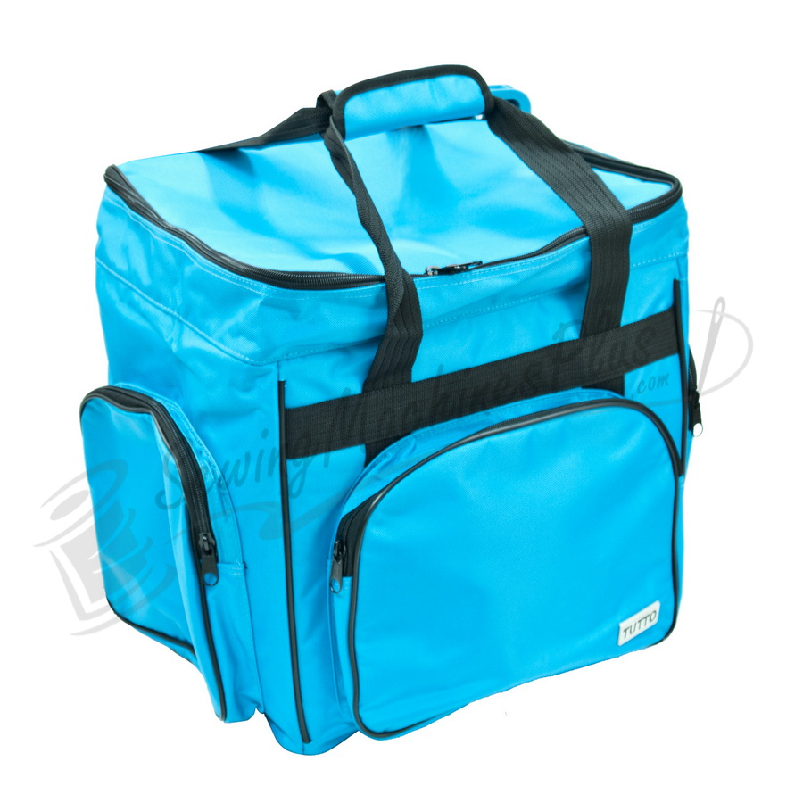 Tutto Serger/Accessory Bag - TURQUOISE