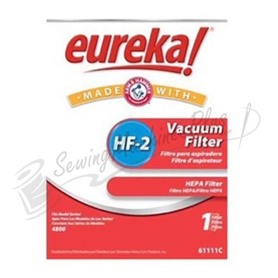 Eureka Filter Hepa HF2 Gen Style R (06.955)