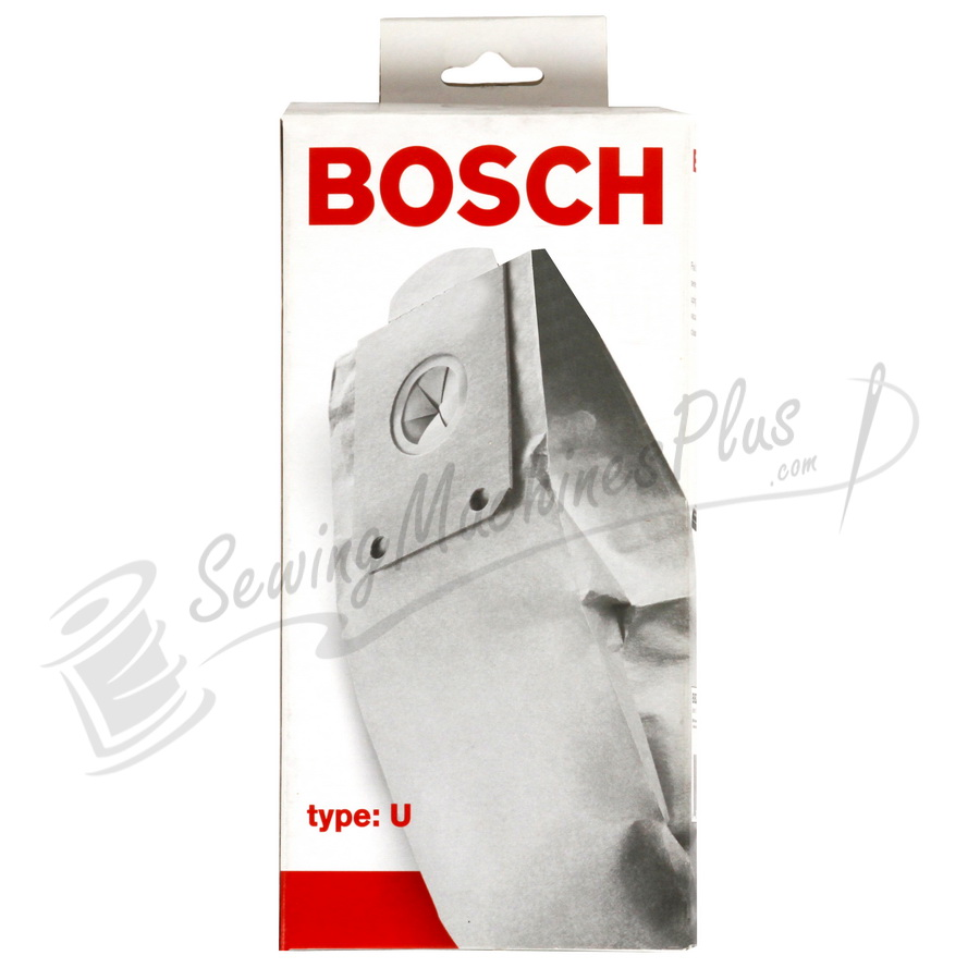 EnviroCare BoschType U Filter Bag 5 pack