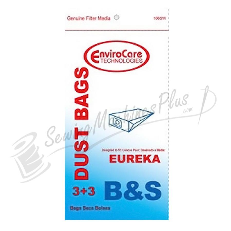 Eureka EVC B & S Paper Bag (106sw)