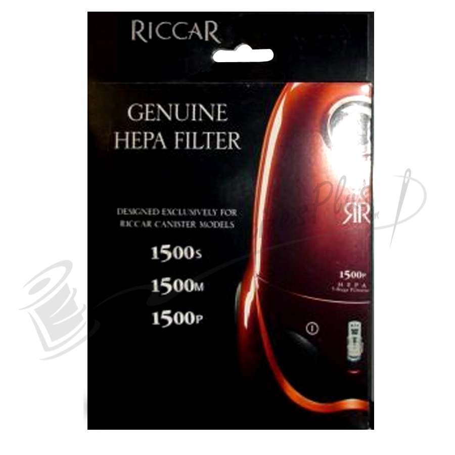 Riccar Hepa Filter Pkg 1500 Series 40 CS