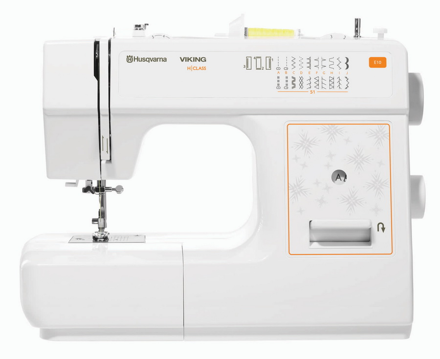 Husqvarna Viking H Class E10 Sewing Machine