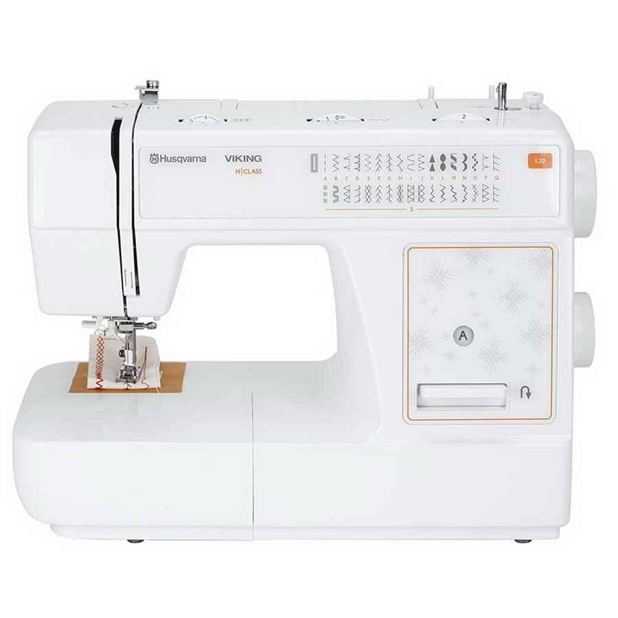 Viking Sewing Machine-Husqvarna Viking H Class E20 Sewing Machine