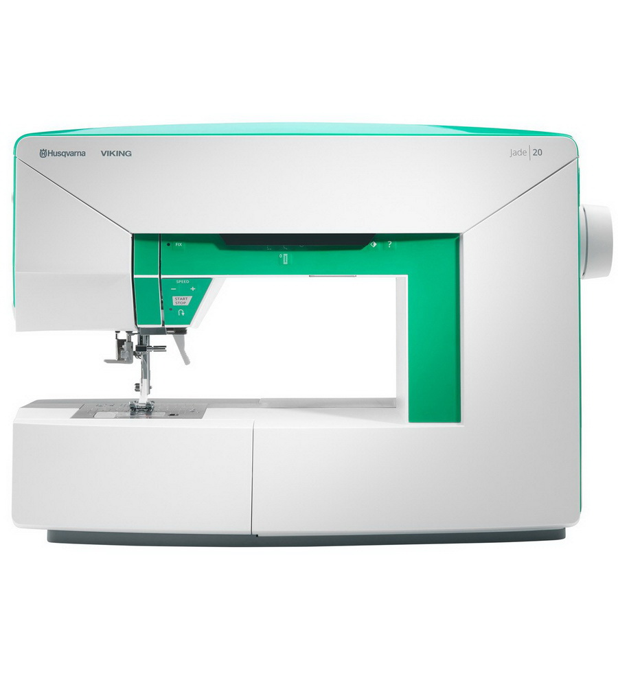 Viking Sewing Machine-Honorary mention: Husqvarna Viking Jade 20 Sewing Machine