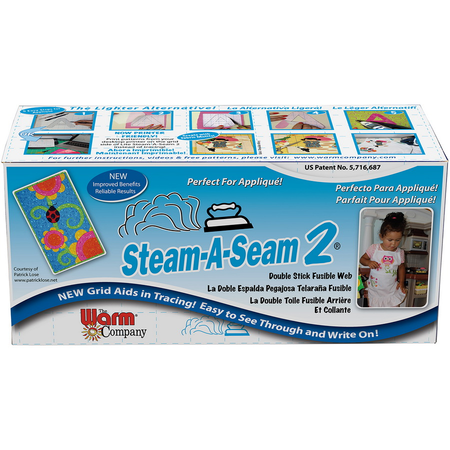 Lite Steam-A-Seam 2 12in x 40yd (WP5440)
