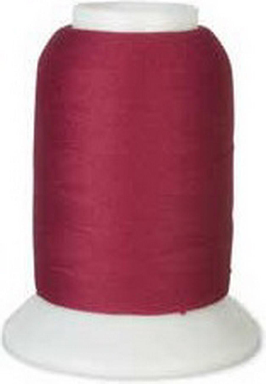 YLI Woolly Nylon Thread, Burgundy - 024