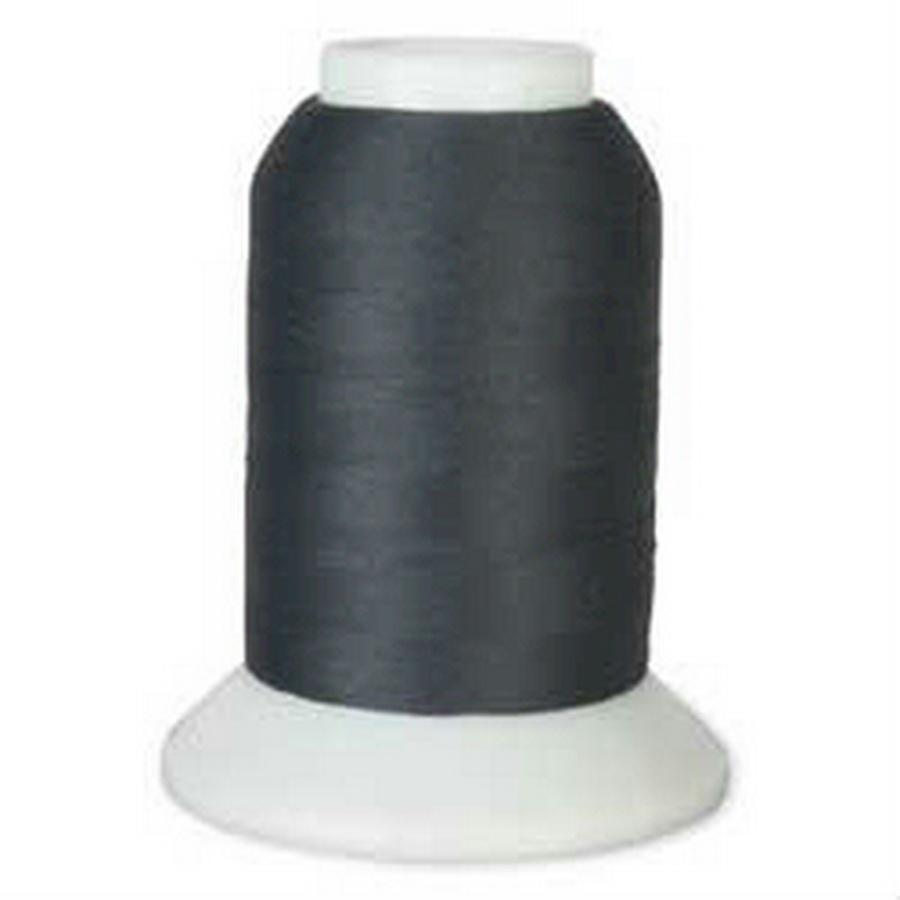 YLI Woolly Nylon Thread, Charcoal - 119