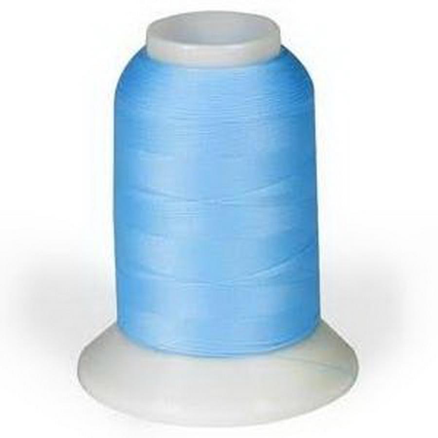 YLI Woolly Nylon Thread, Light Blue - 126