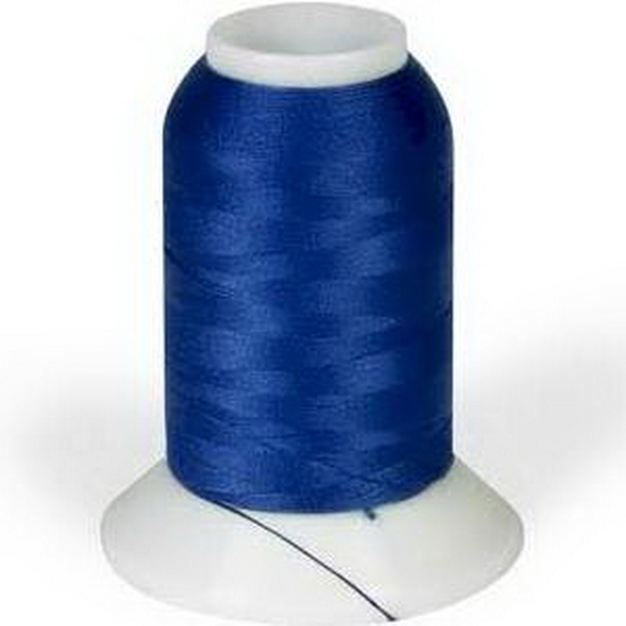 YLI Woolly Nylon Thread, Navy Blue - 139