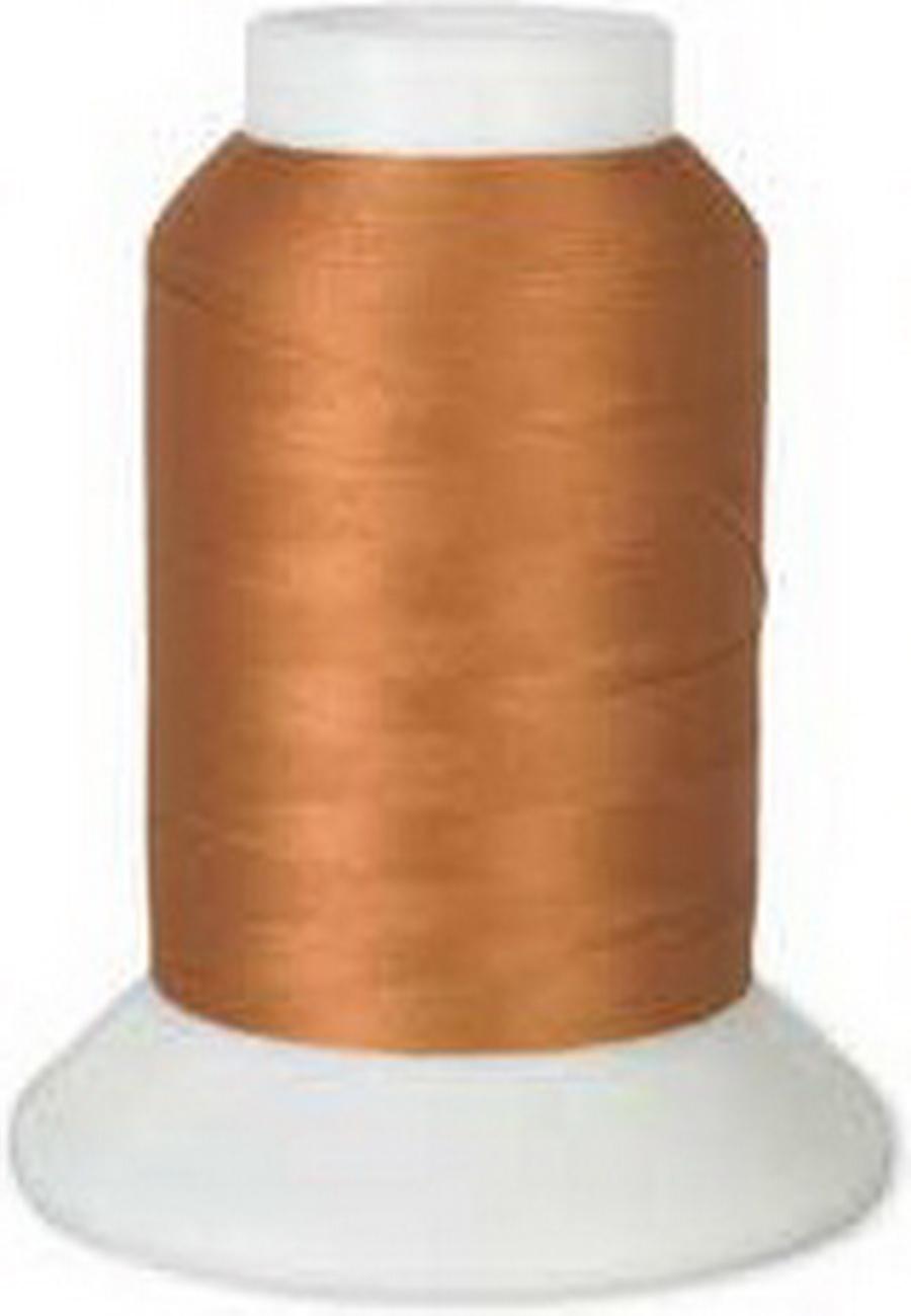 YLI Woolly Nylon Thread, Copper Tone - 173